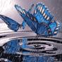 Blue Butterfly Live Wallpaper 4.0
