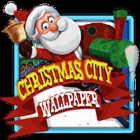 Ícone do Christmas City Live Wallpaper
