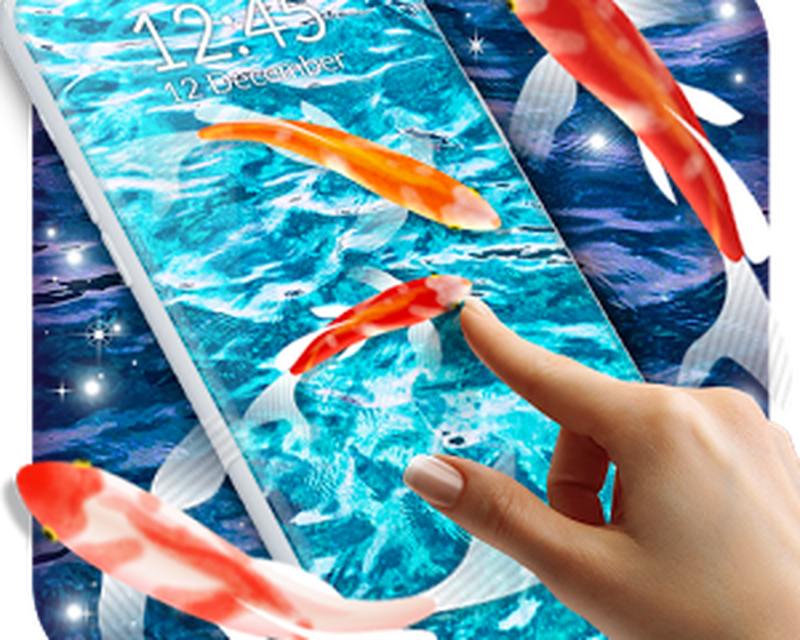 Koi Fish Hd Live Wallpaper Android Androidout