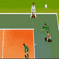Striking Volleyball APK Simgesi