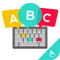 ABC Keyboard - TouchPal Emoji, theme, sticker, gif icon