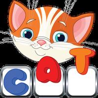 Çocuklar için kelime oyunu APK Simgesi