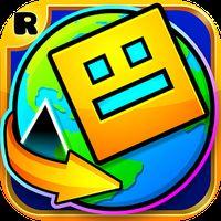 Ikon Geometry Dash World