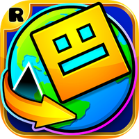 Ícone do Geometry Dash World