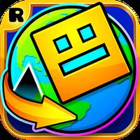Иконка Geometry Dash World