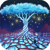 Star Home Glowing Magic Land Live Wallpaper Android Telecharger