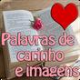 PALAVRAS DE CARINHO COM IMAGENS DE SENTIMENTOS