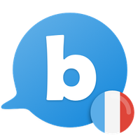 Ícone do Aprender francês com busuu