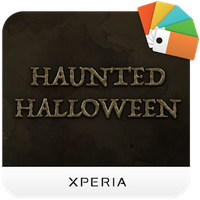 Xperia™ Haunted Halloween Theme Simgesi