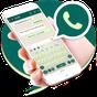 Klavye Teması için Whatsapp  APK