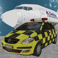 Ultra 3D airport car parking apk icon
