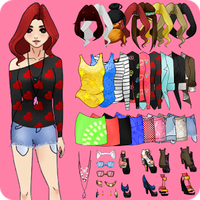 Dress Up Princess Girl Fashion APK Simgesi