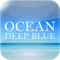 (FREE)OCEAN SMS & LOCKER THEME apk icon