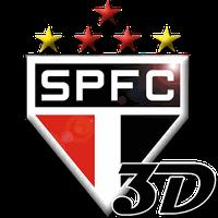 Ícone do Bandeira São Paulo 3D LiveWP