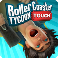 Ícone do RollerCoaster Tycoon Touch