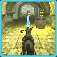 Icône de Dungeon Archer Run: Survival Subway Runner