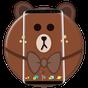 Tema Kartun Beruang Coklat 1.1.5