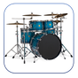 Bateria Drum Kit 4.4