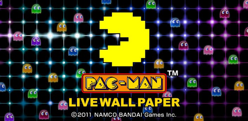 Pac Man Live Wallpaper Android Free Download Pac Man Live