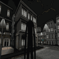 Ícone do Slender Man: Dead City