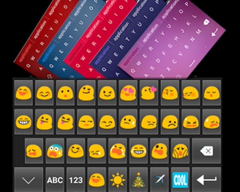 Download Smart Emoji Keyboard 1 7 free APK Android
