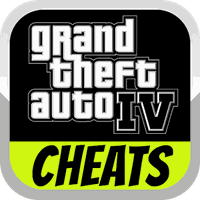 Ícone do GTA 4 Cheats