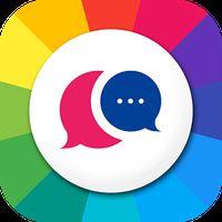 Ícone do Messenger Color & Emoji