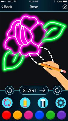 Come Disegnare I Fiori Passo Dopo Passo 1 4 Download Gratis Android