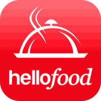 hellofood Order Food Delivery icon
