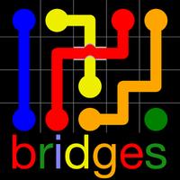 Icône de Flow Free: Bridges