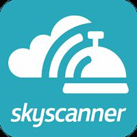 Skyscanner Hotels APK Icon
