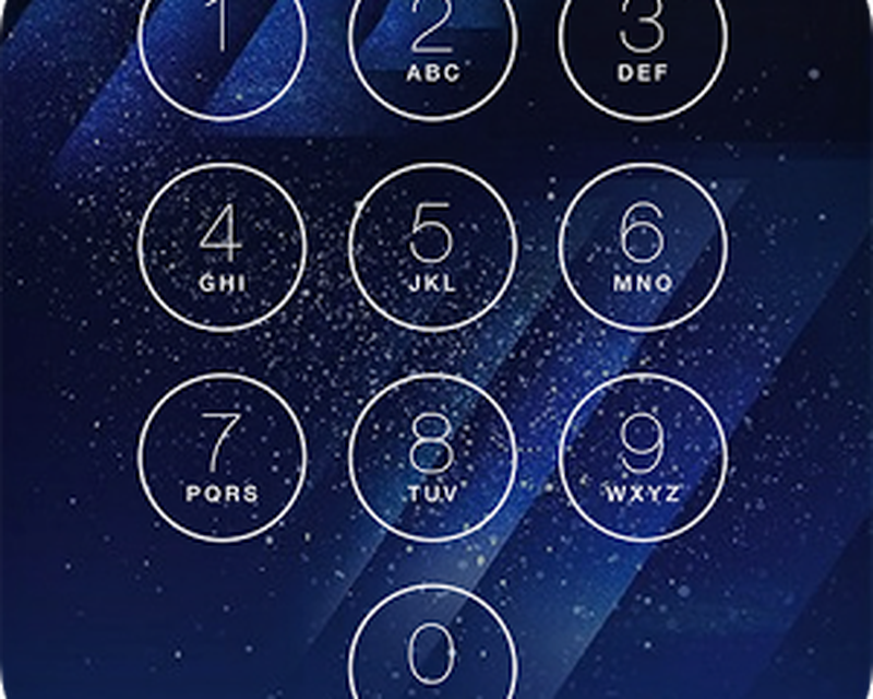 Download Lock Screen Galaxy S8 Theme 1 4 free APK Android