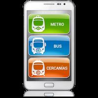 Madrid Metro|Bus|Cercanias apk icono