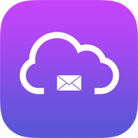 Sync for iCloud Mail icon