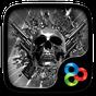 DEATH METAL GO Launcher Theme v1.0