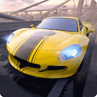 Top Speed: Drag & Fast Street Racing 3D Simgesi