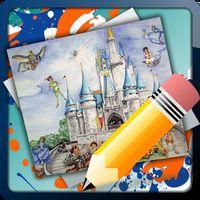 Ícone do apk Desenho da Disney Cartoons