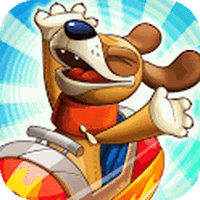Nutty Fluffies Rollercoaster apk icono