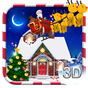 3D Merry Christmas Theme 1.1.2