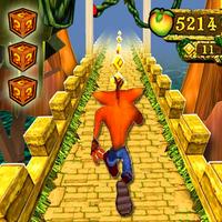 Ícone do apk Temple Crash Jungle Bandicoot