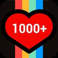 Icône apk 1000 Likes pour Instagram