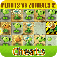 Ícone do apk Plants vs. Zombies 2: Cheats