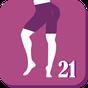 Bacak ve Kalça -  21 Günlük Zorlu Fitness Görevi 1.0.0.2