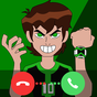Fake Call From Ben 10 2.0 APK