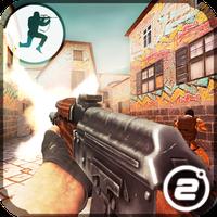 Counter Terrorist 2-Gun Strike Simgesi