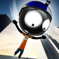 Icono de Stickman Base Jumper 2