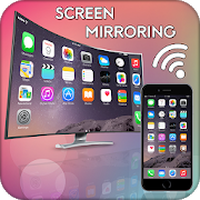 Icône apk Screen Mirroring with TV - Mirror Screen