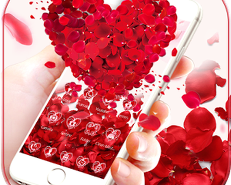 Download Red Rose Love Theme Wallpaper 1 1 2 free APK