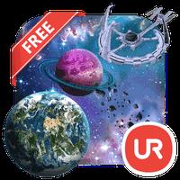 APK-иконка UR 3D Space Galaxy Live Theme