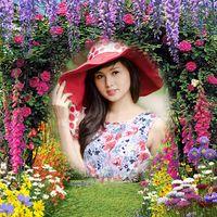 Ícone do apk molduras jardim